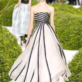 Christian Dior - Dior: Paris Couture Fashion Week S S 2013 (© REUTERS Benoit Tessier FRANCE)