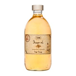 "SABON - Shower Oil  ""Ginger Orange"""
