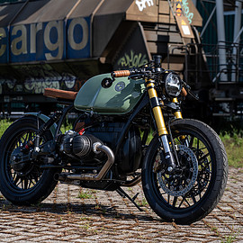 Ironwood Custom Motorcycles - BMW R100 'The Narcotic'
