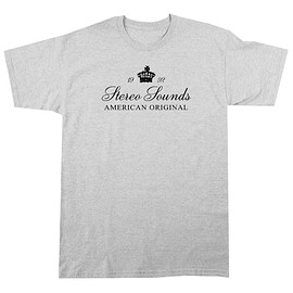 stereo - Stereo - American Original Tee