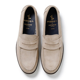 nonnative - DWELLER LOAFER - COW LEATHER WITH GORE-TEX® 2L by REGAL
