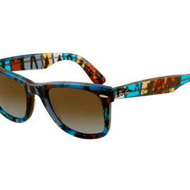 "Ray-Ban - Summer Wayfarer ""Blocks"""