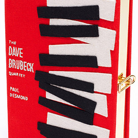 "Olympia Le-Tan - ""The Dave Brubeck Quartet - Paul Desmond""  - 2013 Spring-Summer"