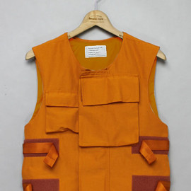 MOUNTAIN RESEARCH - Field Vest 1159