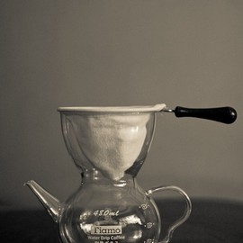 Tiamo - water drip coffee pot