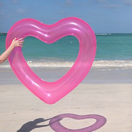 ban.do - JUMBO HEART INNER TUBE