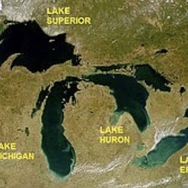 NORTH AMERICA - Great Lakes / ALL