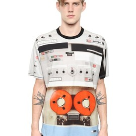 GIVENCHY - COTTON JERSEY COLUMBIAN FIT T-SHIRT