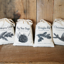 JUNIPER RIDGE - Wild Herb Sachet