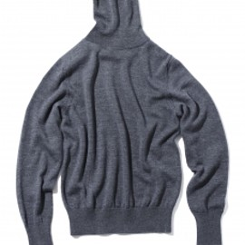 The FRANKLIN TAILORED - Cashwool / Turtle Neck
