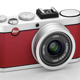 Leica - X2 Red Leather