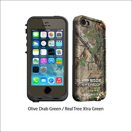 LifeProof - LifeProof fre Realtree for iPhone5/5s