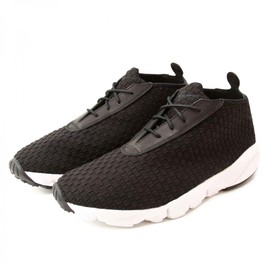 NIKE - AIR FOOTSCAPE DESERT CHUKKA QS BLACK