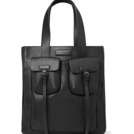 Marc Jacobs - Full Grain Leather Tote Bag
