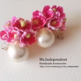 Ms.Independent - SPRING DOLL