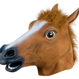 Accoutrements - Horse Head Mask