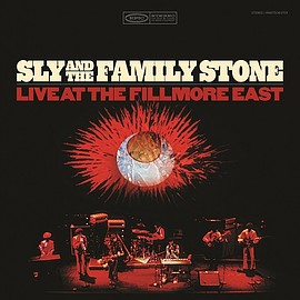SLY & THE FAMILY STONE - LIVE AT THE FILLMORE EAST (2LP)
