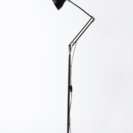 ANGLEPOISE - TYPE-75+FLOOR STAND BLACK