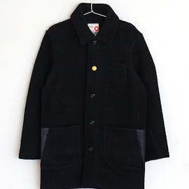 ACTS - [ACTS] SHOP COAT (BLACK)