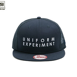 uniform experiment, New Era - NEW ERA® MESH CAP (FLAT VISOR)