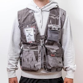 Greater Goods - Utility Vest - Reconstructed from FL Poncho