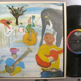 The Band - Music From Big Pink (Capitol / SKAO 2955 US Early Press)
