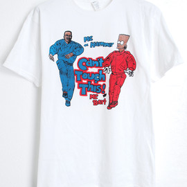 t-shirts - MC Hammer Can't Touch This MC Bart Simpson