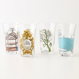 Molly Hatch - Menagerie Juice Glass