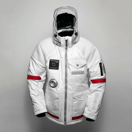SAGLiFE - SPACELIFE Creates a Luxurious Limited Edition Jacket