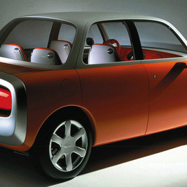 MARC NEWSON - 021C Concept Car