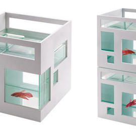 Teddy Luong, Umbra - Fish Hotel by Teddy Luong in home furnishings  Category