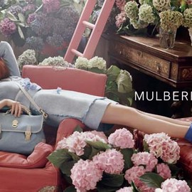 Mulberry - S/S2011 AD CAMPAIN by Tim Walker