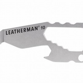 Leatherman - BY THE NUMBER 10