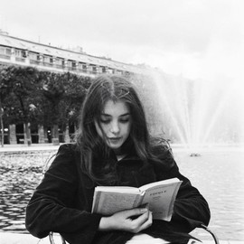 Isabelle Adjani by Jean-Claude Deutsch, 1973