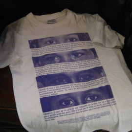 Maison Martin Margiela - Charity for Children Before Aids-T