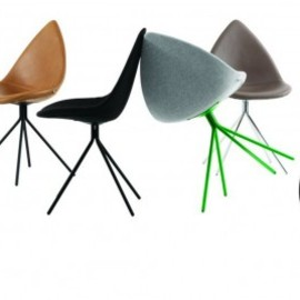 Ottawa - Leaf-Shaped Dining Chair
