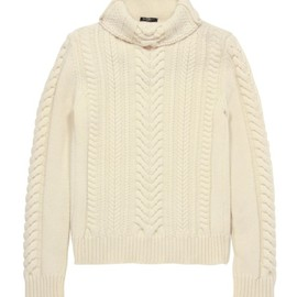 BALMAIN HOMME - Hineck Lowgage Knit