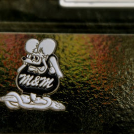 M&M - RAT FINK PINS