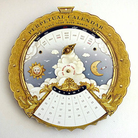 crankbunny - magic perpetual calendar 2011 to 2030
