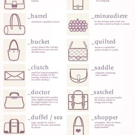 Visual.ly - The Ultimate BAG Vocabulary