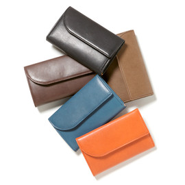 hobo - Shade Leather Trifold Wallet