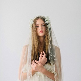 Corbin Gurkin - Wedding Hair inspiration shoot