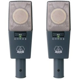 AKG - AKG C414/XLS-STEREO Stereo Matched pair