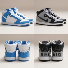 NIKE SB - NIKE SB DUNK HIGH PREMIUM MARCH MADNESS PACK