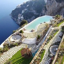 Italy - Monastero Santa Rosa Hotel & Spa on the Amalfi Coast
