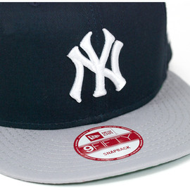 NEW ERA - 2TONE BASIC SNAP BACK