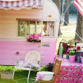 sweet camp - Vintage camper
