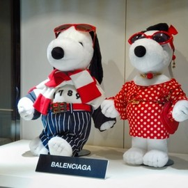 Snoopy X Japan Fashion Week - BALENCIAGA