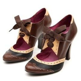 JEFFREY CAMPBELL - Tomba- Brown Combo