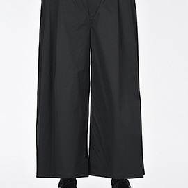 LAD MUSICIAN - 2TUCK WIDE CROPPED PANTS